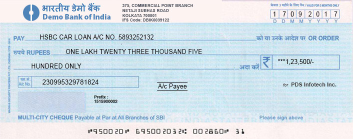 Chequeman Cheque Printing Software With Free Trial